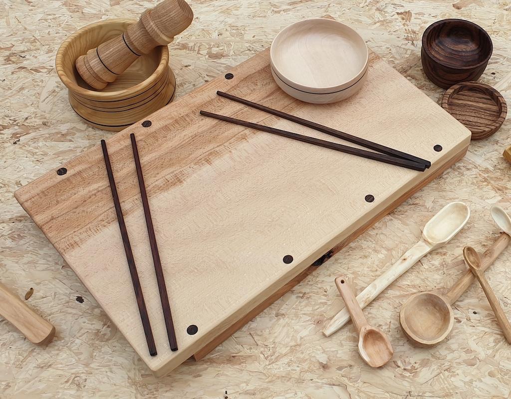 prd keukenartikelen houtsoorten