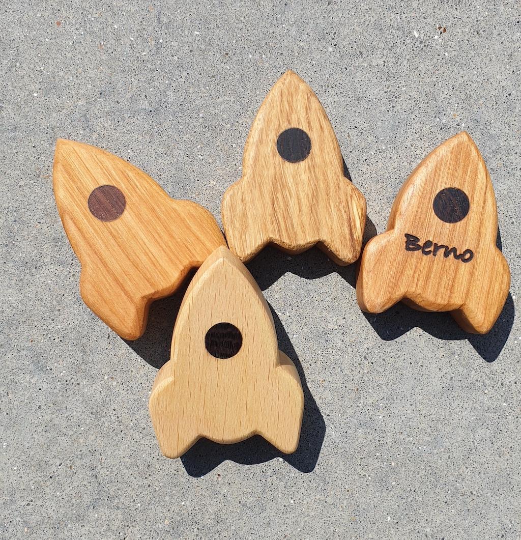 prd ruimteschepen houtkleur